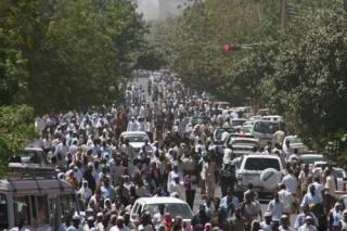 Khartoum Sept 2013