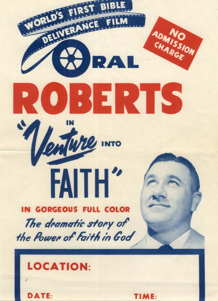 oral roberts prayer request