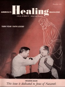 Cover | America's Healing Magazine Dec. 1955