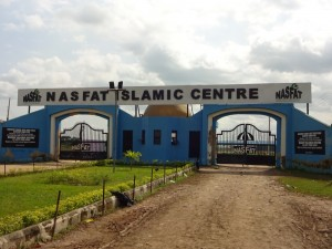 NASFAT Islamic Center | Photo by Ebenezer Obadare