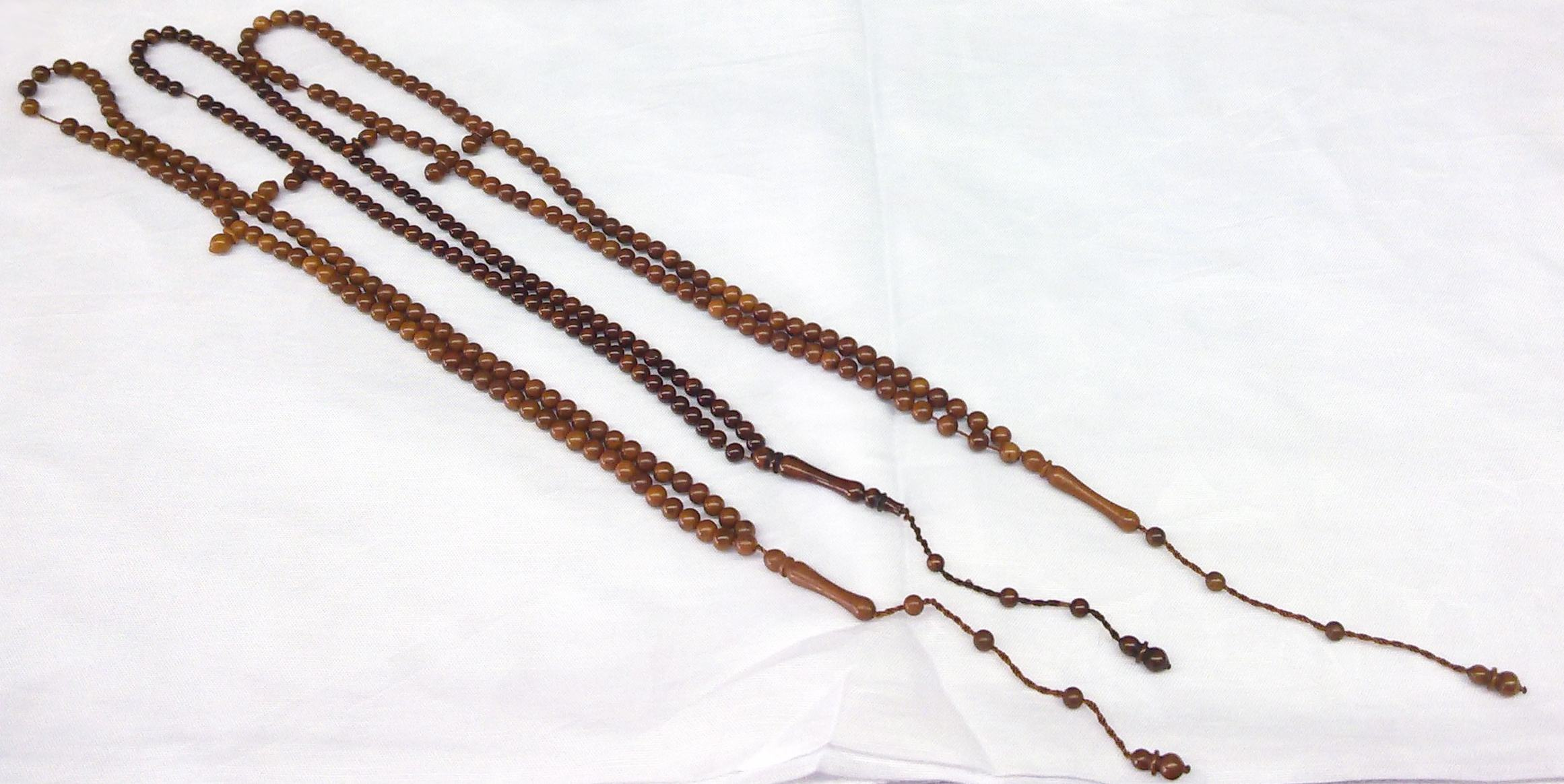 Reverberations Muslim Prayer Beads