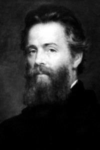 Herman Melville | via Wikimedia Commons