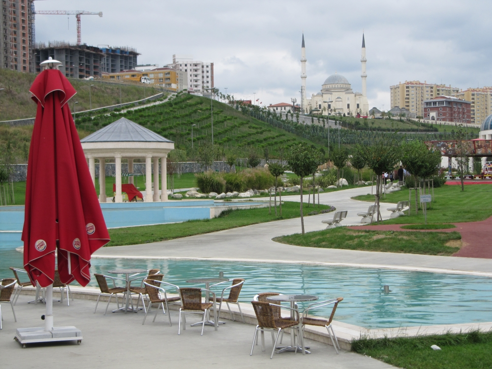 Religious Gated Community Complex Basaksehir, Istanbul